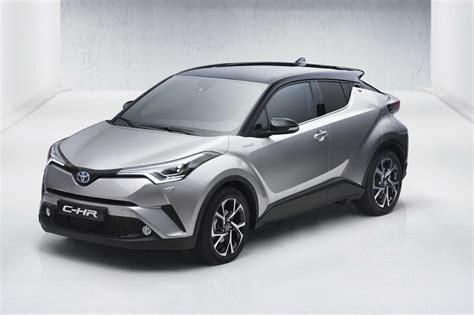 Toyota Chr 2016  Les Premières Photos L'argus