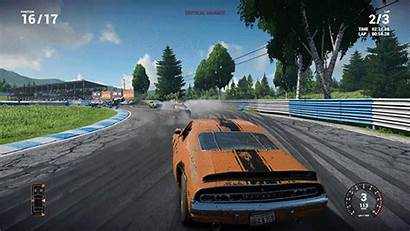 Racing Games Damage Important