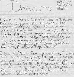 A Dream Essay Writing Research Essay Samples A Dream Essay Writing  I Have A Dream Printable Writing Paper