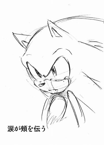 Sonic Cry Deviantart He Bbpopococo Cheek