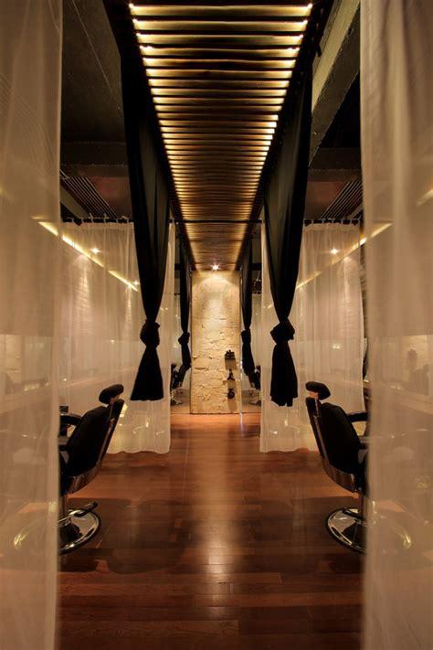 japanese hair salon hairu  chrystalline architect retail design blog