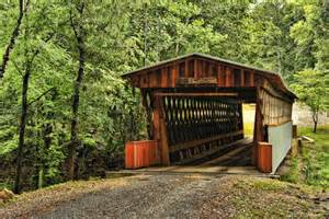 Oneonta, Alabama: Easley Covered Bridge photo, picture, image