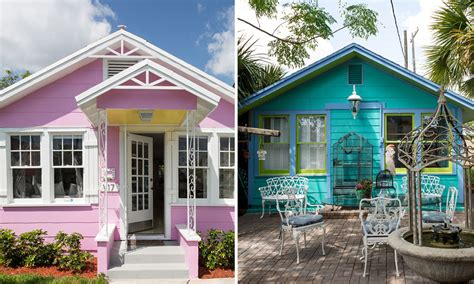 Living Together, With One Condition His And Hers Houses