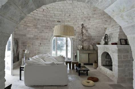 B Home Interiors Italy : Interior Design Moderno In Un Trullo Pugliese
