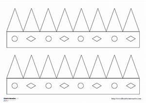 Couronne En Papier à Imprimer : librairie interactive couronnes d corer et fabriquer ~ Melissatoandfro.com Idées de Décoration