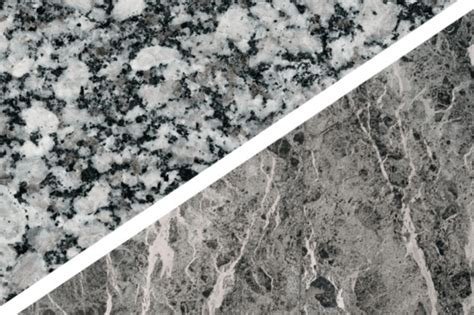 Vs Granite by Marble Vs Granite Comparison Guide What Is The