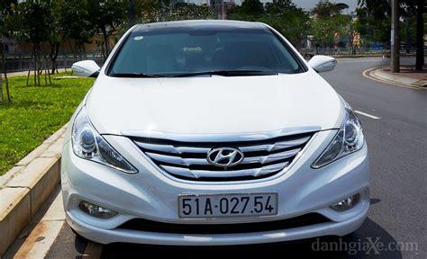 Đánh Giá Xe Hyundai Sonata 2012