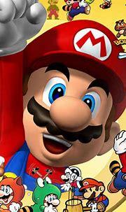 Download Free Mobile Phone Wallpaper Super Mario - 1621 ...
