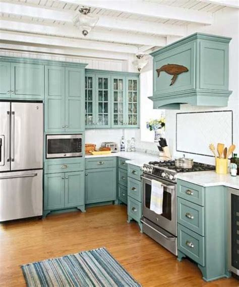 Coastal Kitchen Ideas by 30 And Coastal Kitchen Design Ideas Comfydwelling