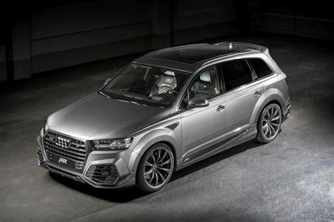 Abt Sportsline Audi Sq7 Super Utility Vehicle