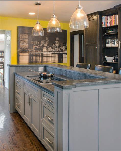 Graphite and Grey Kitchen