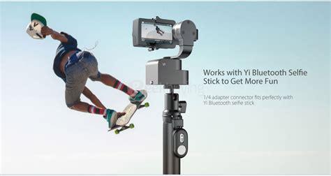 Xiaoyi Yi Handheld Gimbal 4k Action Camera Kit
