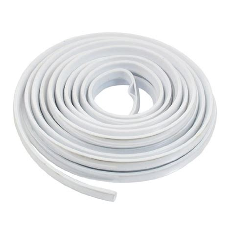 kitchen cabinet door edge trim 6m white gray auto car door edge plastic moulding trim