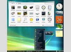 La barra lateral de Windows Vista, ahora en XP HiperBeta
