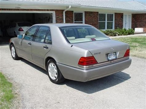 how to sell used cars 1992 mercedes benz 300te parental controls sell used 1992 mercedes benz 300sd base sedan 4 door 3 4l in georgetown kentucky united states