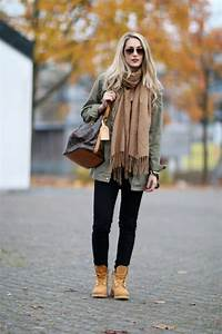 Ideas How To Wear Timberland Boots For Girl 49 Fashion Best