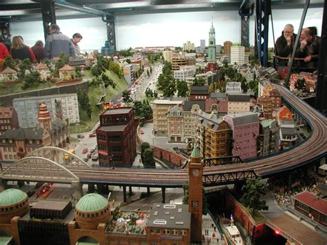 miniatur wunderland  worlds largest model railroad