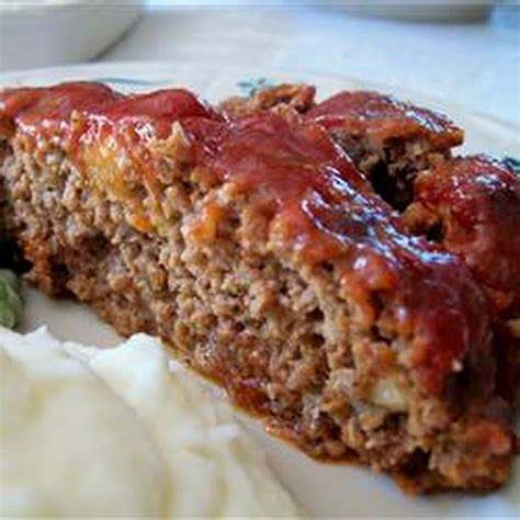 recipe for meatloaf the best meatloaf recipe dishmaps