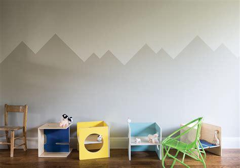conseils peinture chambre deux couleurs comment peindre une chambre en deux couleurs deux
