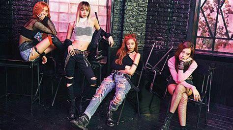 black pink hits big milestone boombayah mv sbs