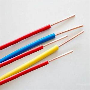 One Square Mm Single Core Multistrand Wire At Rs 450   Meter