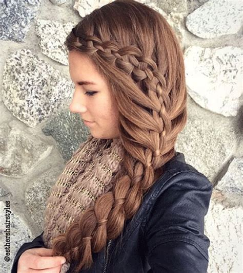 20 awesome winter hairstyle ideas for short long hair