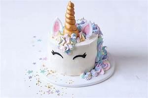 Unicorn cake - Recipes - delicious com au