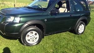 Land Rover Freelander Td4 : 2004 land rover freelander td4 youtube ~ Medecine-chirurgie-esthetiques.com Avis de Voitures
