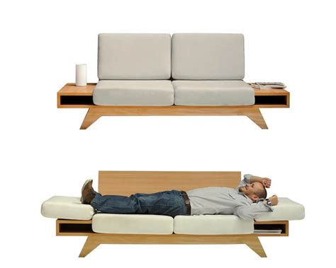 modern sofa design displaying pair side tables