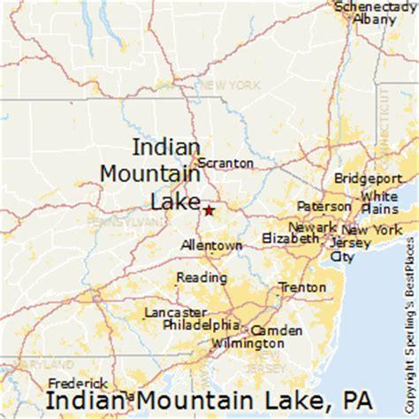 places    indian mountain lake pennsylvania