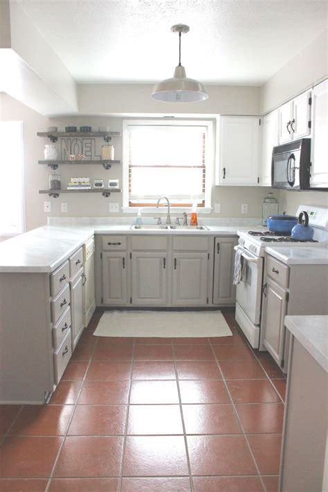 In fact, an oak cook space can be incredibly timeless and can complement any backsplash and tile combo. Kitchen Reveal with Giani Countertop Kit Giveaway!! - The ...
