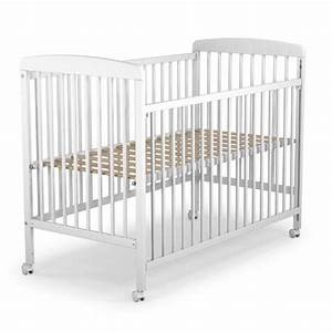 Lit Bebe Barreau : lit bebe barreaux coulissant ~ Premium-room.com Idées de Décoration