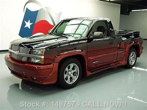 southern comfort automotive find used 2004 chevy silverado southern comfort vindicator