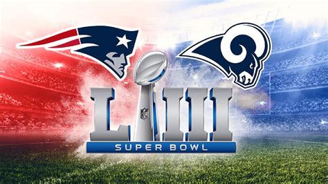 stream super bowl liii     february