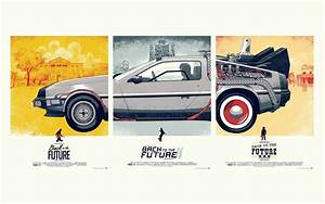 Wallpaper : drawing, vehicle, movies, Back to the Future ...