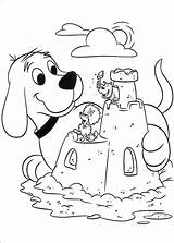 Coloring Dog Pages Cute sketch template