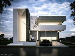 Jc House Architecture Modern Facade