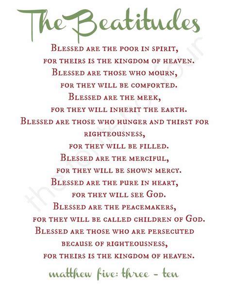 the beatitudes for preschoolers beatitudes explained for matttroy 470