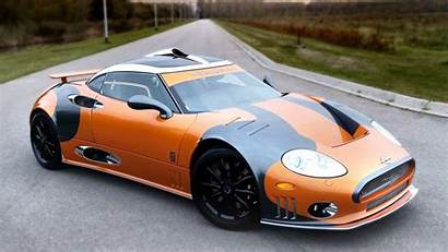 Spyker C8 V12 Coupe Wallpapers