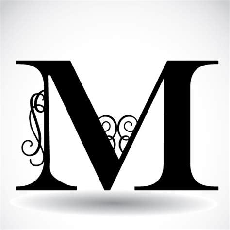 monogram fancy letter monograms steel bulldog metal art decor  home  office