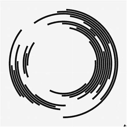Graphic Circle Geometry Abstract Animated Minimal Giphy