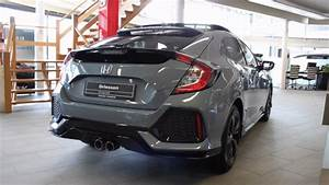 Honda Civic Sport Plus : honda civic 1 5 i vtec cvt automaat sport plus youtube ~ Medecine-chirurgie-esthetiques.com Avis de Voitures
