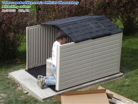 Rubbermaid Slide Lid Shed by How To Install Rubbermaid Shed Roof Software