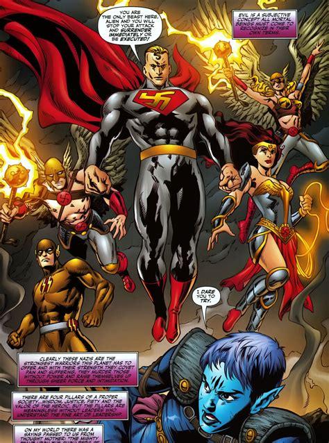 superman earth  dc  fandom