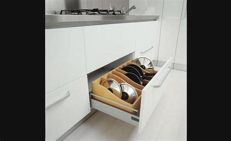 armoire de rangement cuisine range poêlons rangement pour armoires de cuisine