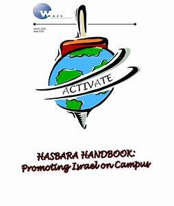 The Hasbara Handbook