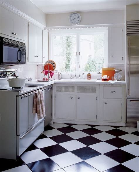 easy to clean kitchen floors white appliances on a comeback the estate of things 8851