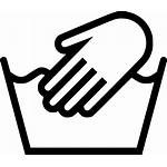 Wash Washing Clothes Icon Svg Lavado Mano
