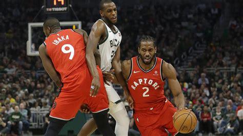 NBA Capsules: Kawhi Leonard, Pascal Siakam lead Raptors ...