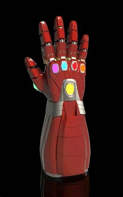 Iron Infinity Gauntlet